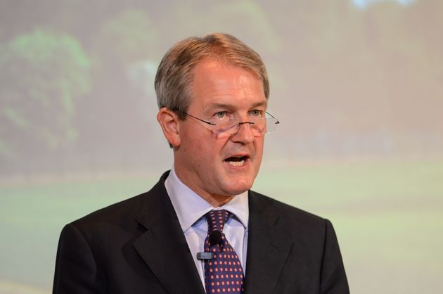 Former cabinet minister Owen Paterson doesn't believe theGovernment will win its Brexit