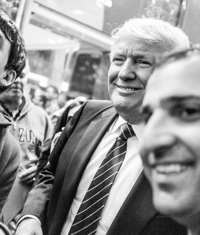 Trump & Bumped.