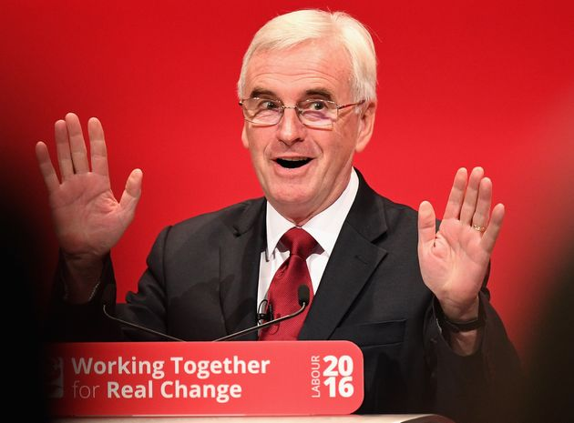 John McDonnell said the Palace should be treated like the House of