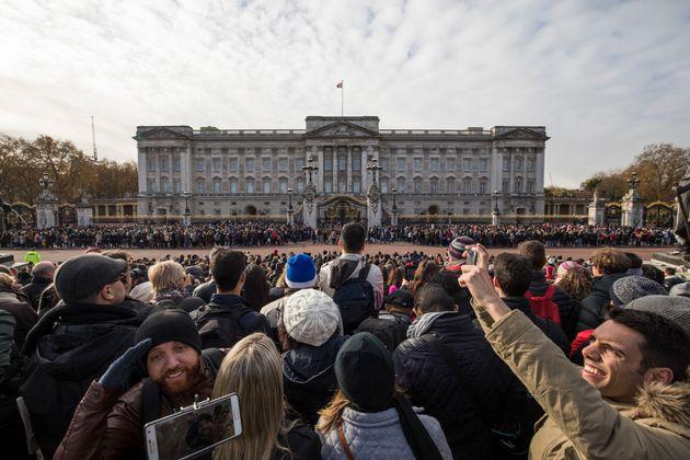 The Treasury has granted £370m for repairs to Buckingham