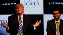 Donald Trump Meets With His Indian Business Partners Despite Blind Trust