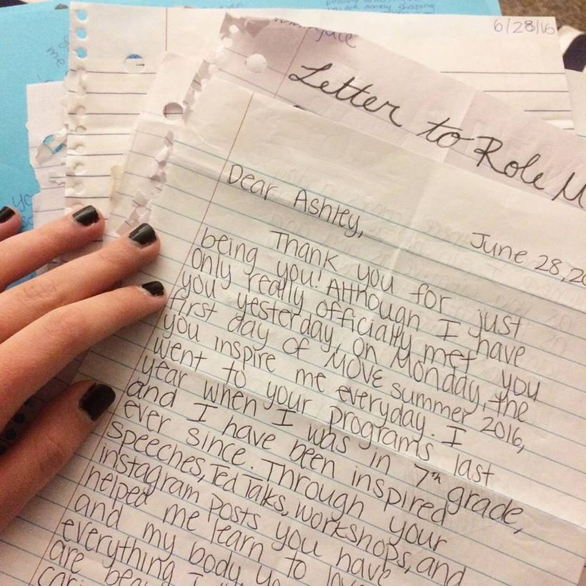 Letters from the MOVE girls - I fight and will continue to do so for them