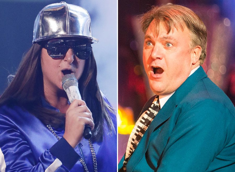 Honey G Has Challenged Ed Balls To A Dance Off, Because 2016 Can't Get Any More