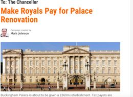 80,000 People Sign Petition To Make Royals Pay For Buckingham Palace Renovations