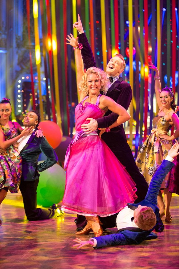Greg Rutherford has left 'Strictly Come