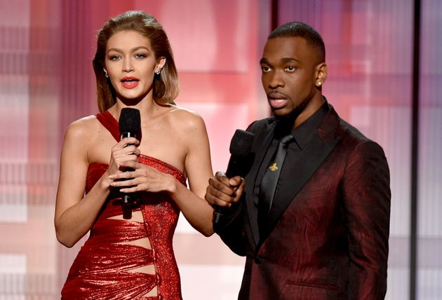 The hottest moments from the 2016 American Music Awards