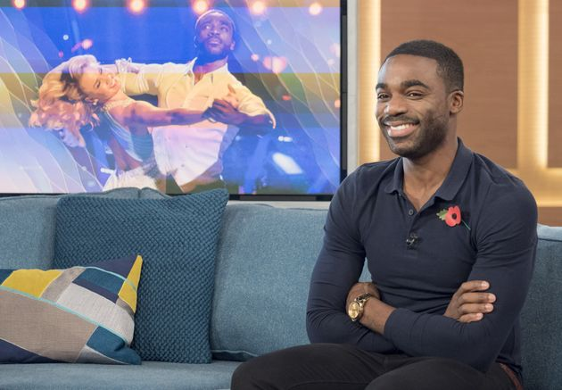 Ore was a guest on 'This Morning' earlier this