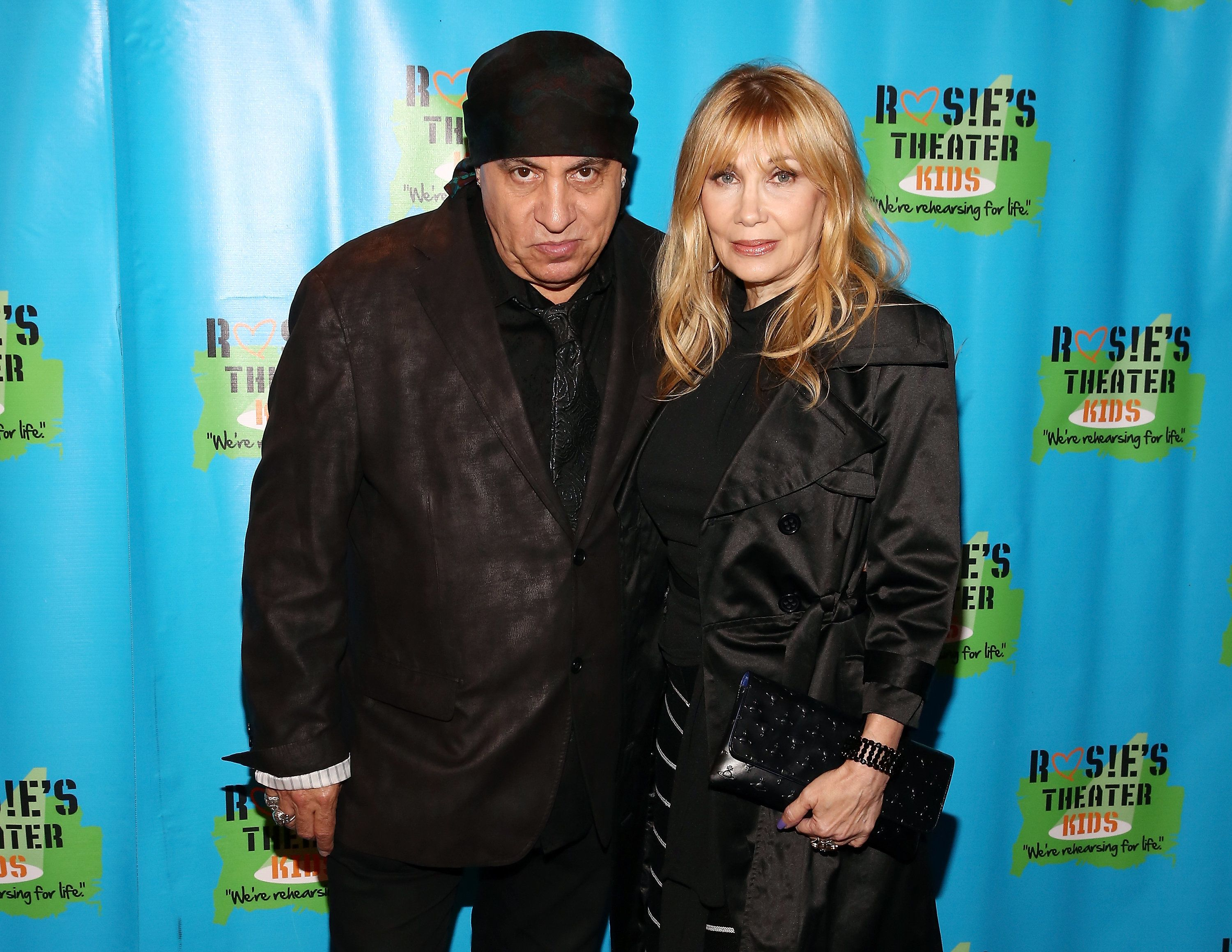 "Steven Van Zandt, pictured with wife Maureen Van Zandt in September, said the cast members of  ""Hamilton"" ""took unfair a"