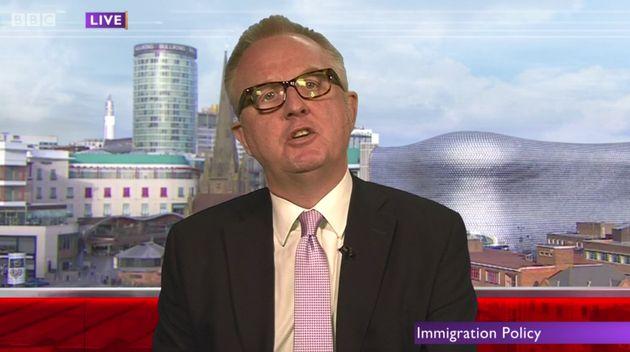 Diane Abbott Talking 'Nonsense' On Immigration, Says Labour