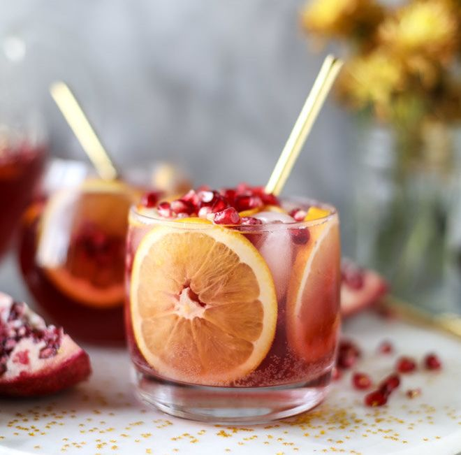 """<a href=""""http://www.howsweeteats.com/2016/11/pomegranate-orange-punch/"""" target=""""_blank"""">Pomegranate Orange Punch</a>"""