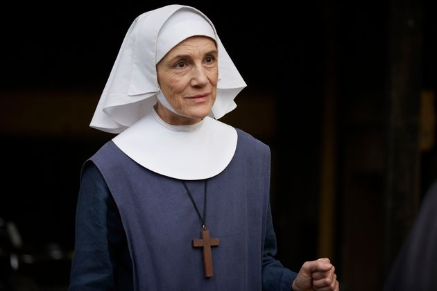Dame Harriet Walter will be joining the show as Sister
