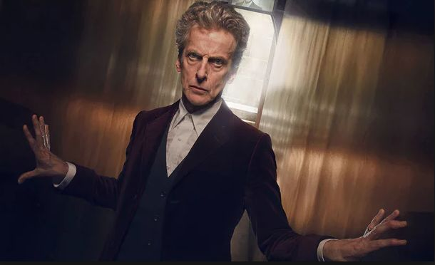 Peter Capaldi has played the Doctor since