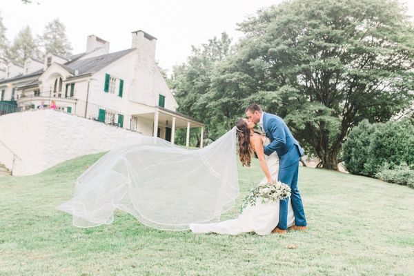 """""""Elisha and Elliot's wedding day was full of so much love and happiness along with lots of special moments and surprises. The"""