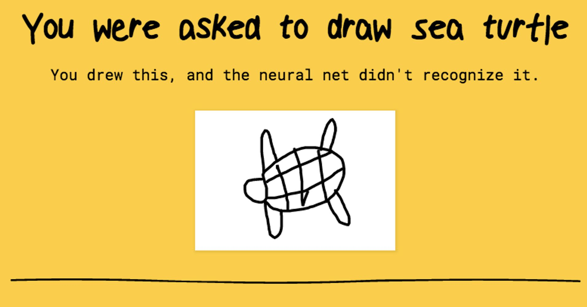 Let A Computer Guess What You Re Drawing In This High Tech