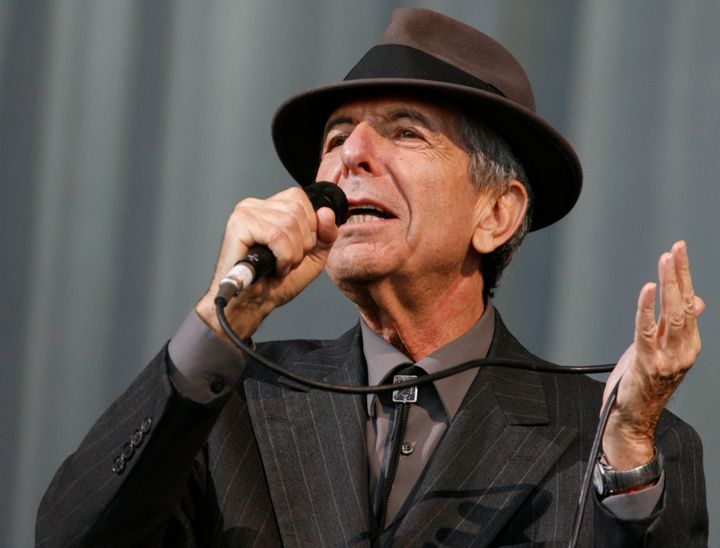 However, it's not clear whether Leonard Cohen's death was related to his fall.