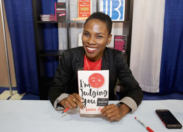 2016 wasLuvvie Ajayi's year. The Nigerian-American blogger and social media star released a New York Times best-selling