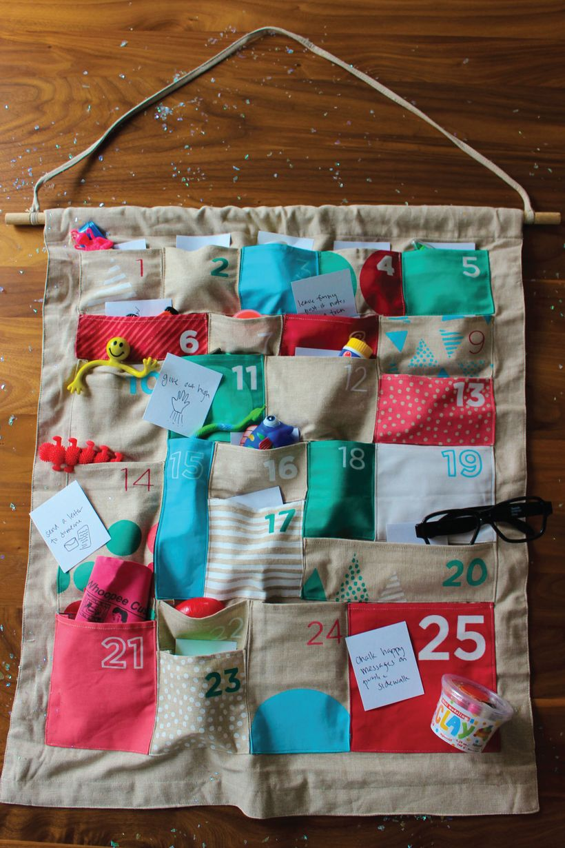 Giving Back Advent Calendar