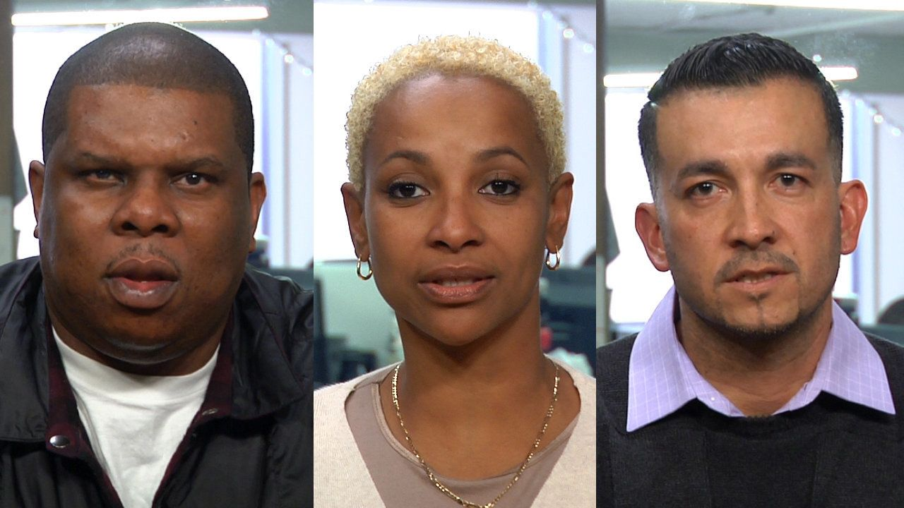 Three people who were sentenced to life in prison who had their sentences commuted by President Barack Obama
