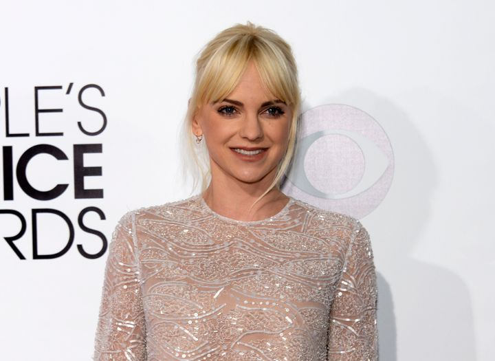 Anna Faris in January 2014.