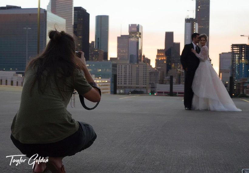 Taylor Golden, #1 destination wedding photographer