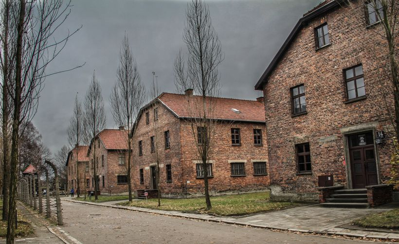 Blockhouses in which upwards of 1,000 people would be forced to live in each.