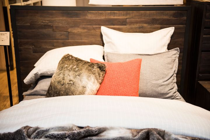 These tricks will make your bed look like a dreamy store display
