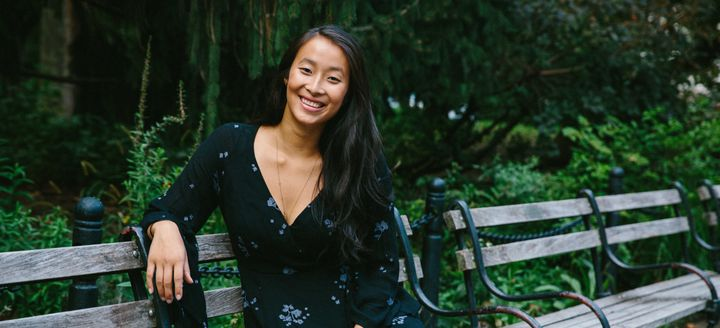 Nadya Okamoto, founder and executive director of Camions Of Care.