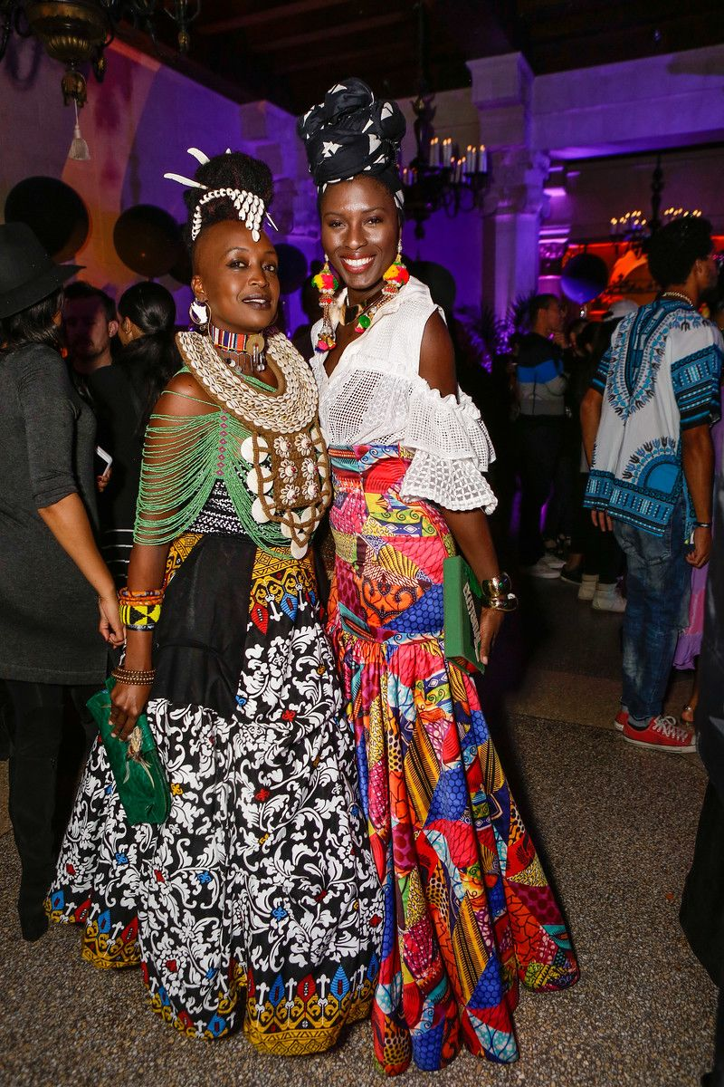African Fancy Nails Quinceanera Nails Quinceañera Nails: Why Can't The World Be More Like An AFROPUNK Fancy Dress
