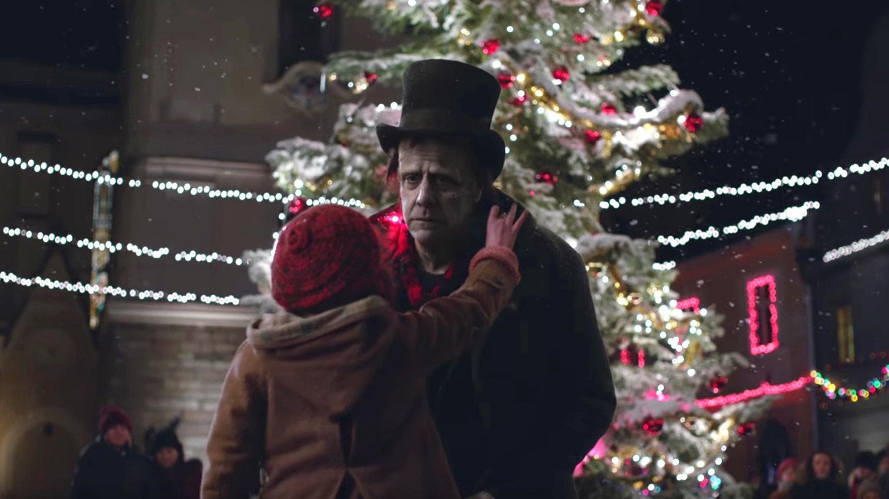 Apples Christmas ad