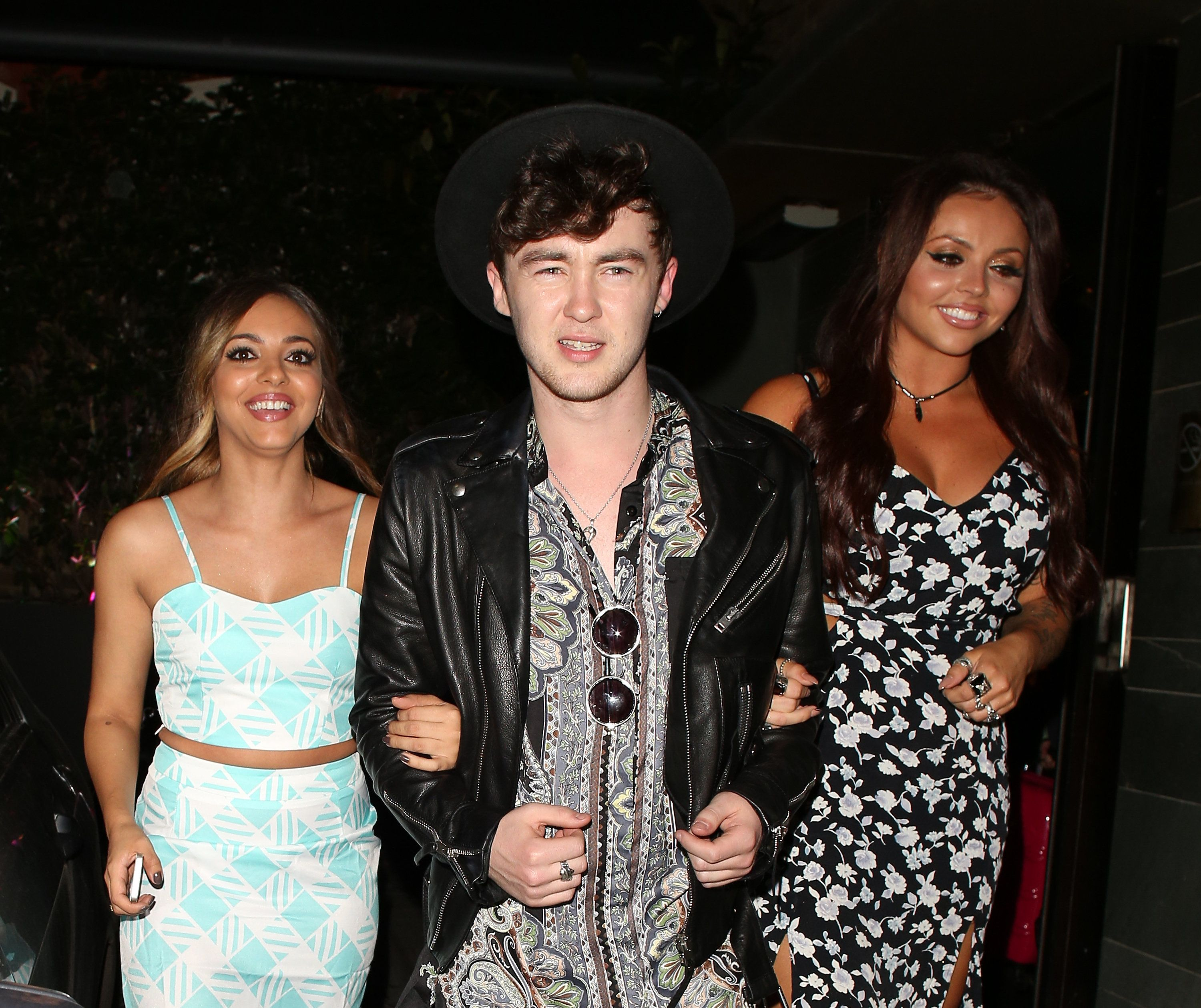 Speculation Jake Roche And Jesy Nelson Have Split Just Gathered Serious