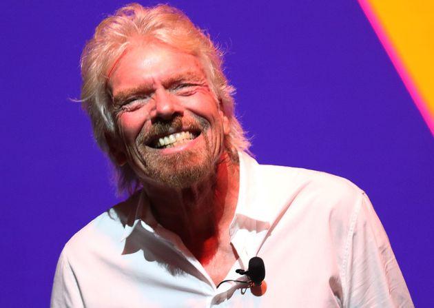 Richard Branson's Virgin To Help 'Bankroll Secret Anti-Brexit Group' Of Remain-Backing