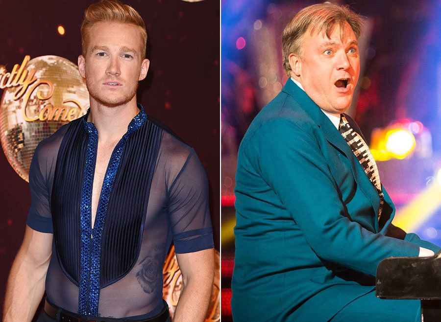 Greg Rutherford Urges 'Strictly Come Dancing' Fans To 'Get Off Ed Balls'
