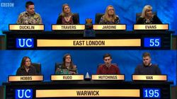 University Challenge Viewers Gobsmacked At The Appearance Of Five Women On Show