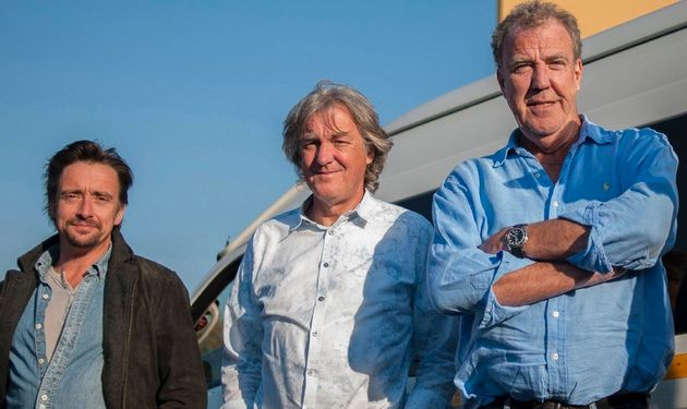 Richard Hammond, James May and Jeremy Clarkson have been rewarded with viewers' praise and a record figure...