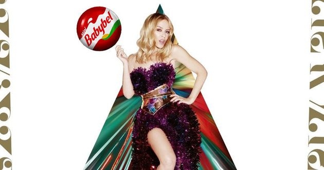 Kylie Minogue's 'At Christmas' Sounds Like The Babybel Advert And Now We Can't Get It Out Of Our