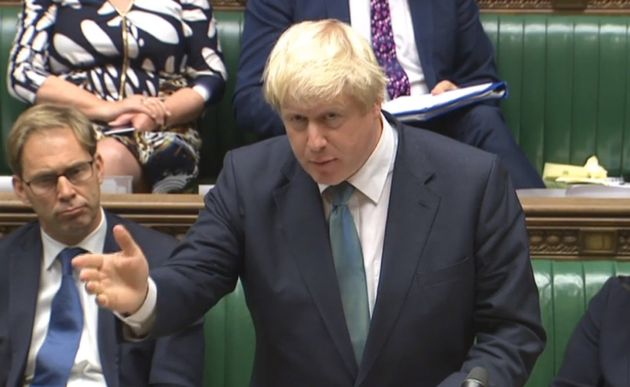 Boris Johnson Claims Labour's 'Hostile' Reaction To Donald Trump Will Damage UK-US