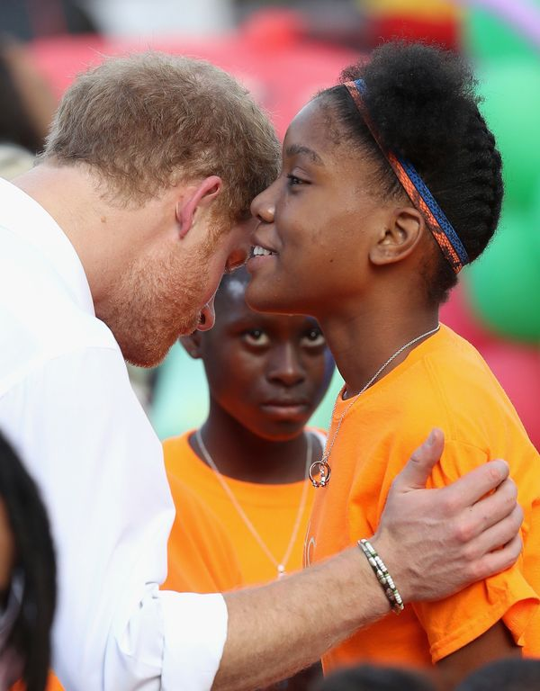 Secrets, secrets are no fun unless they're shared with Prince Harry.