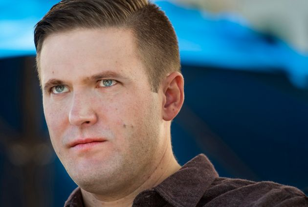 National Policy Institute president Richard Spencer told a conference that America belongs to white people...