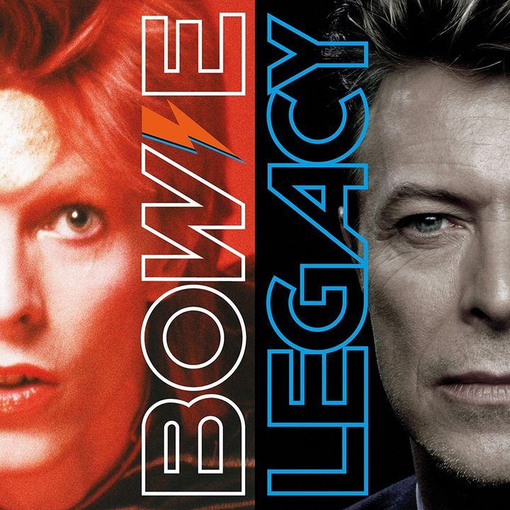 David Bowie / <em>Legacy</em>