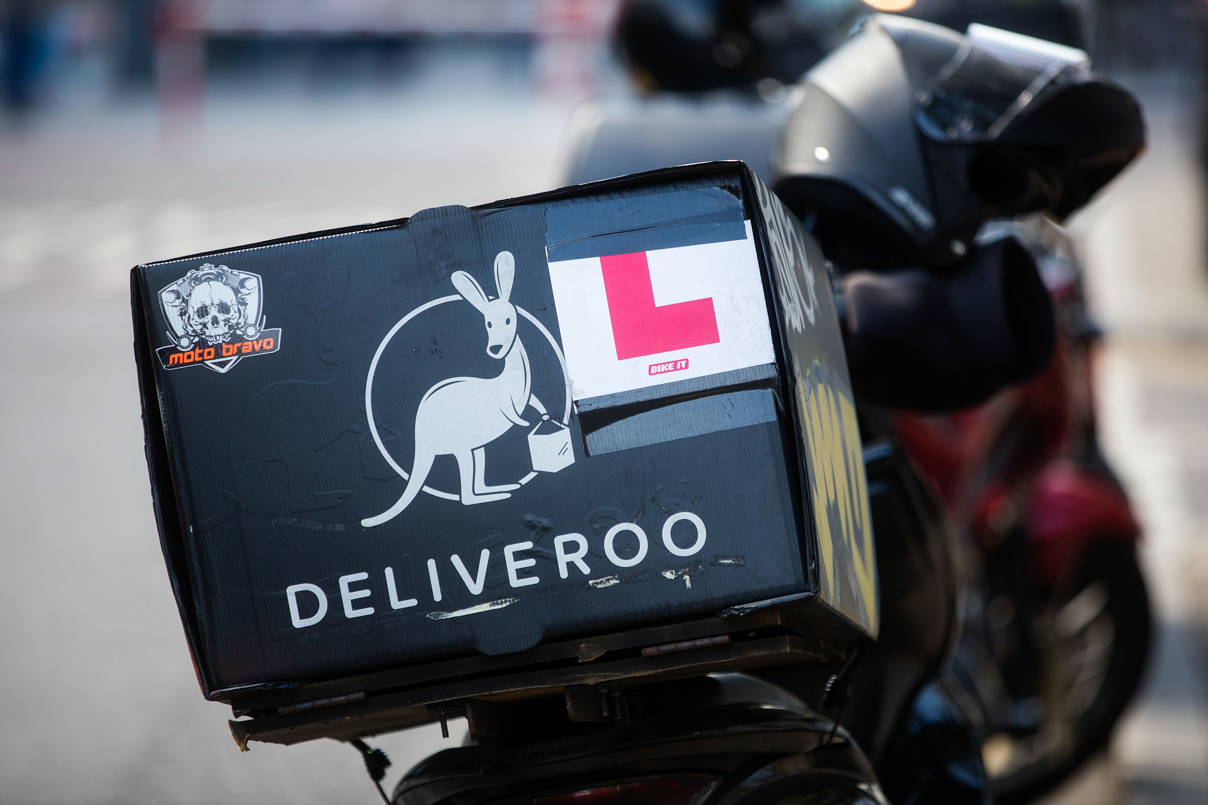 Deliveroo Hit By 'Hacking' Claims As Customers Report