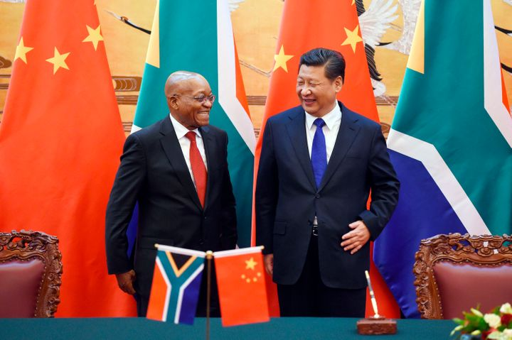 In recent years, China and South Africa have formed a unique relationship.