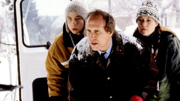 "If you're a kid of the '90s, then ""Snow Day"" is one of those movies that makes you smile. Plus, it has holiday actor galore C"