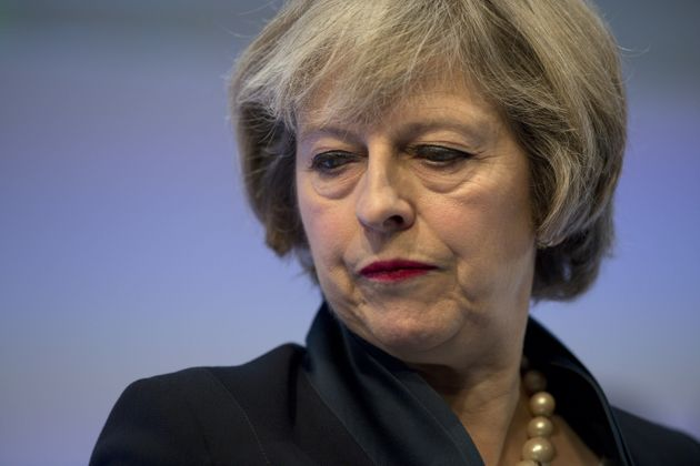 Theresa May Has Her Brexit Silence Spectacularly Shattered By EU Negotiator's
