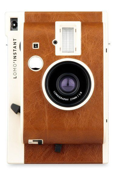 """Lomo'Instant Mini Sanremo Camera, $109 at <a href=""""http://fave.co/2f3rncV"""" target=""""_blank"""">Nordstrom</a>"""