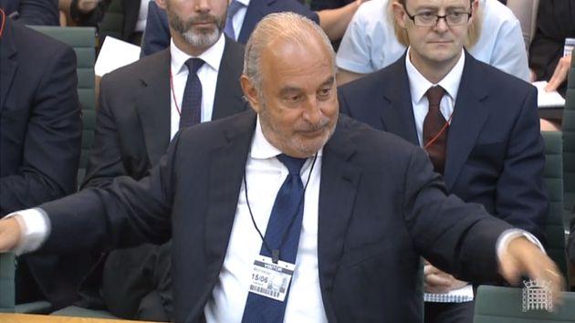 Sir Philip Green's £100m Superyacht Facing Seizure Under Plan To Help BHS
