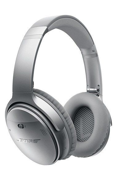 """QuietComfort® 35 Acoustic Noise Cancelling® Wireless Headphones, $349.95 at <a href=""""http://shop.nordstrom.com/s/bose"""