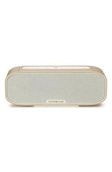 "'G2' Mini Portable Bluetooth® Speaker, $149.99 at <a href=""http://shop.nordstrom.com/s/cambridge-audio-g2-mini-portable-b"