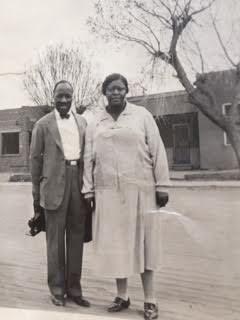 Bishop G. T. and Ida Haywood