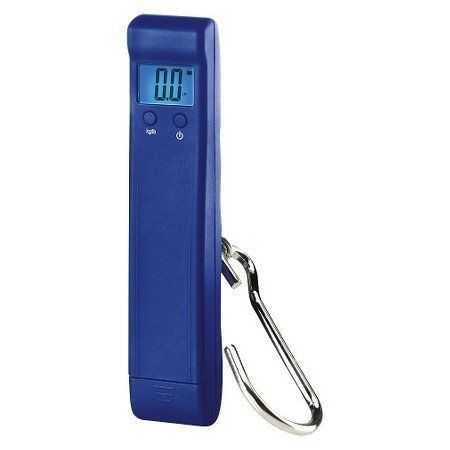"""Travel Smart Compact Luggage Scale, $19.99 at <a href=""""http://www.target.com/p/travel-smart-compact-luggage-scale/-/A-1453306"""