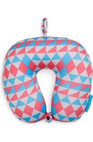 "Jet Comfort Neck Pillow, $22 at <a href=""http://shop.nordstrom.com/s/flight-001-jet-comfort-neck-pillow/4443880?origin=coordi"